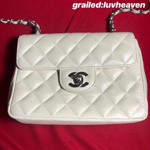 a043e29cbeca CHANEL Handbags - chanel mini snap cross bag